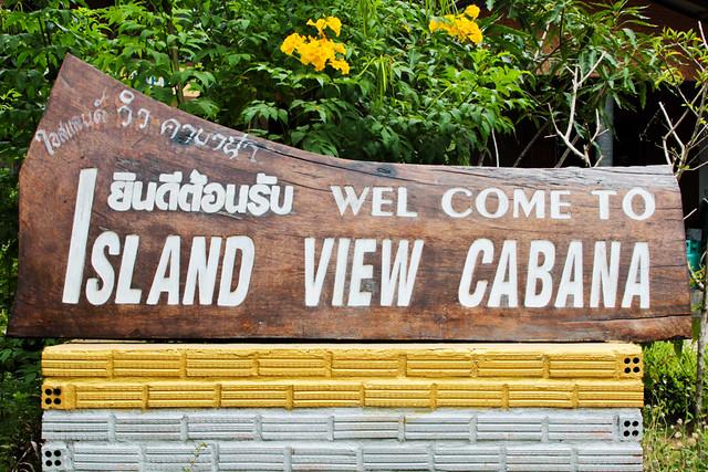 Island View Cabana @ Haad Mae Haad