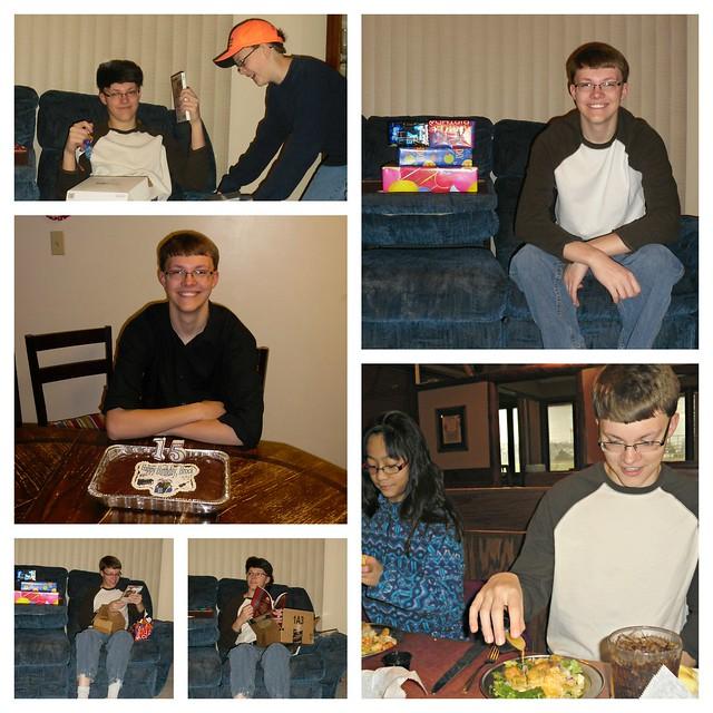 Brock Birthday 2013