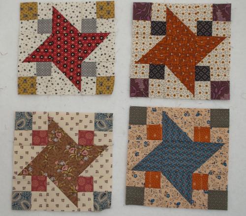 Four Star General Blocks