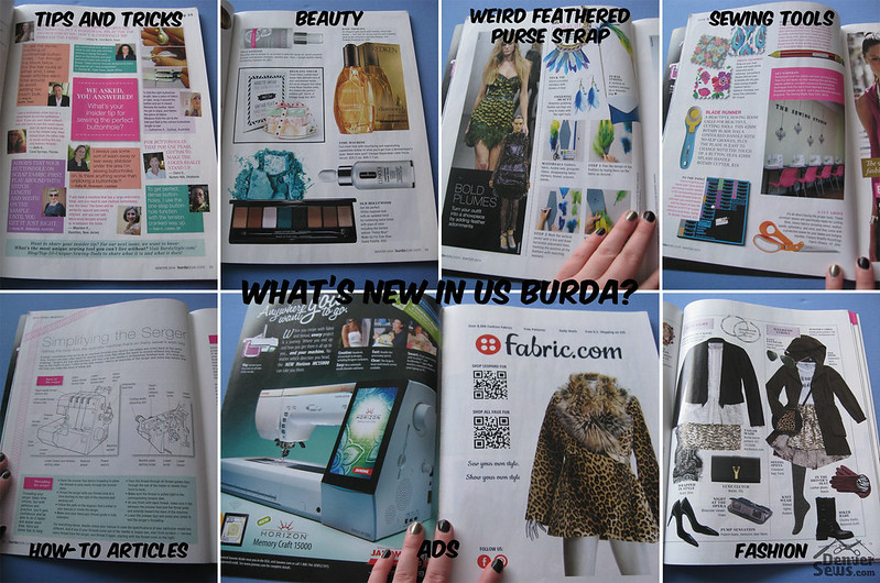 What's New in US Burda