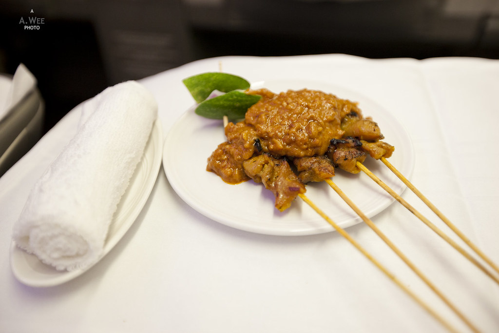 Satay for Appetizers