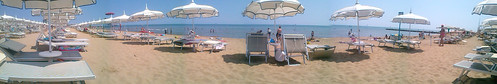 Panoramica Lignano Pineta by lovethebees