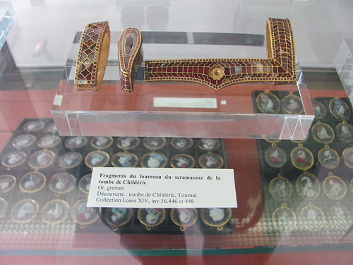 Decorations from the Sheath of Childeric