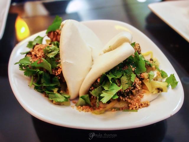 Taiwanese Pork Burger