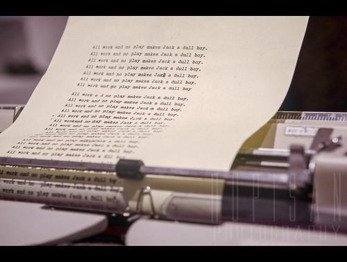 Stanley Kubrick Exhibit