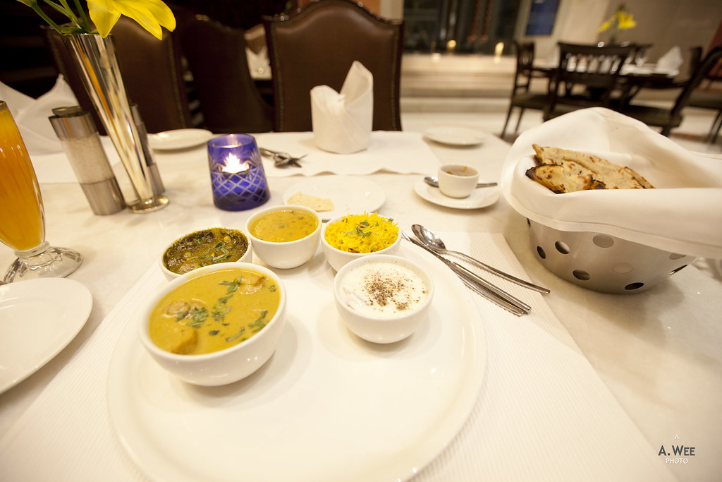 Rajasthani Curry Dinner