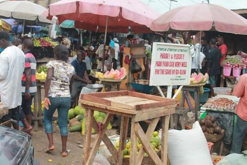 Kado Market - Abuja by Jujufilms
