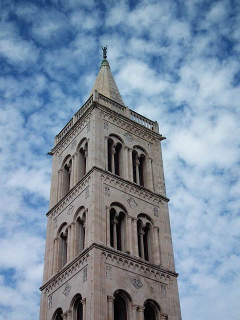St. Anastasia Bell Tower - Zadar, Croatia