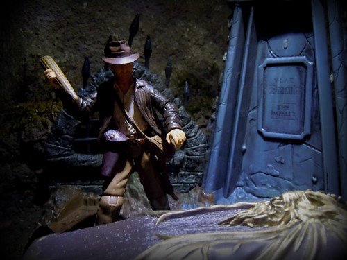 Indiana Jones and the Tomb of Dracula