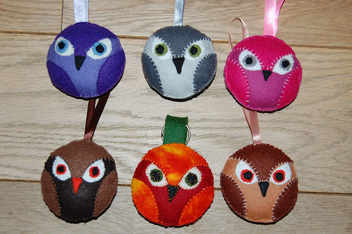 owls ready for crafty market