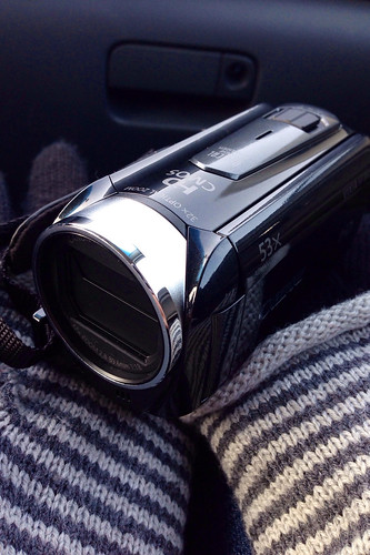 New camcorder!