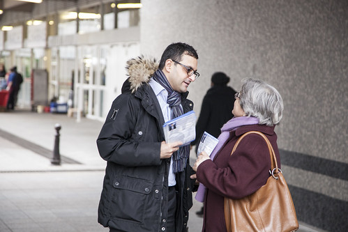 Arash Derambarsh - Courbevoie 2014 by Arash Derambarsh