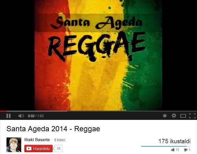 Santa Ageda Reggae