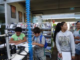 Aranui Library holiday activities