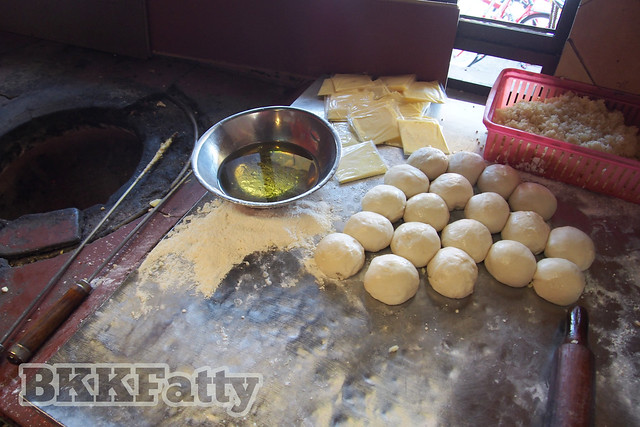 tandoor bread making station kapitans georgetown