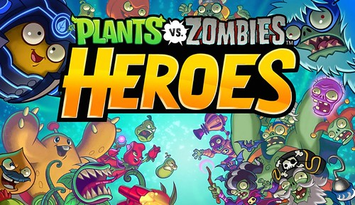 Plants vs Zombies Heroes Cover