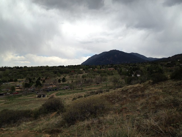 Picture from Bear Creek Park
