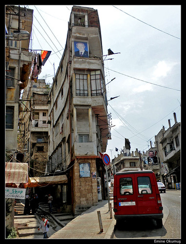 Seçim Zamanı / Trablus - Lübnan by Emine Okumuş