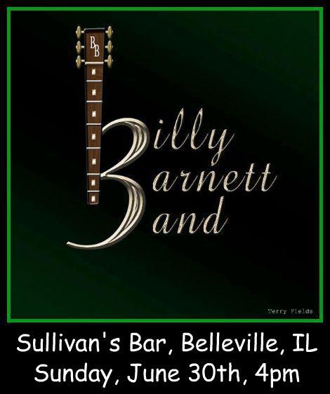 Billy Barnett 6-30-13