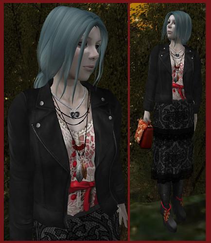 Autumnal boho