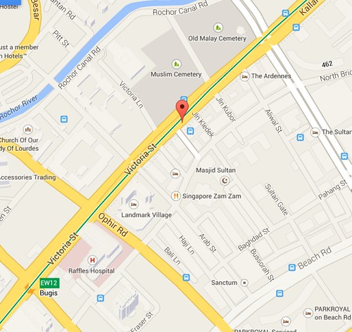 Opp Stamford Pr Sch - Google Maps