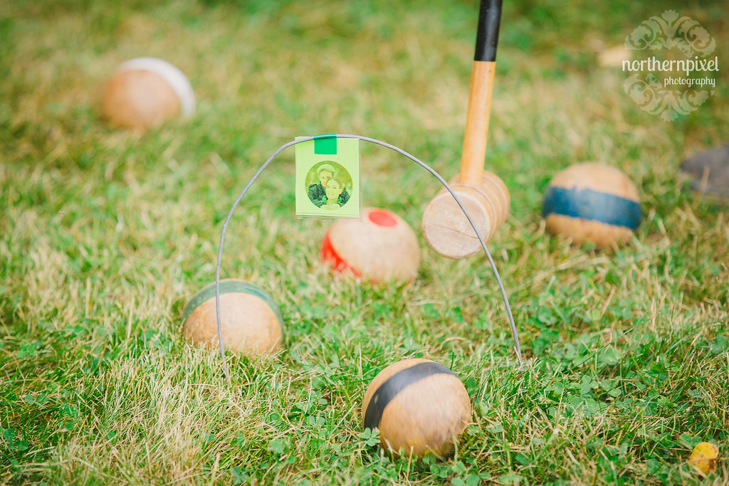 Wedding Croquet