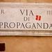 Via di Propaganda