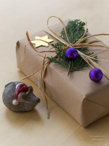 Das erste Weihnachtsgeschenk