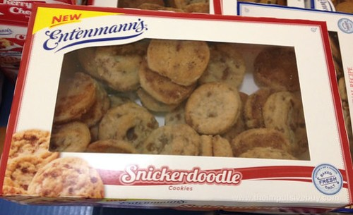 Entenmann's Snickerdoodle Cookies