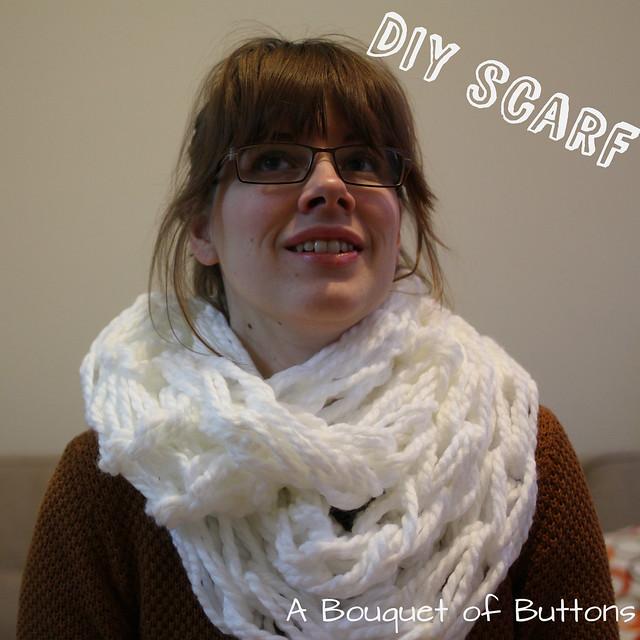 scarf, sjaal, diy