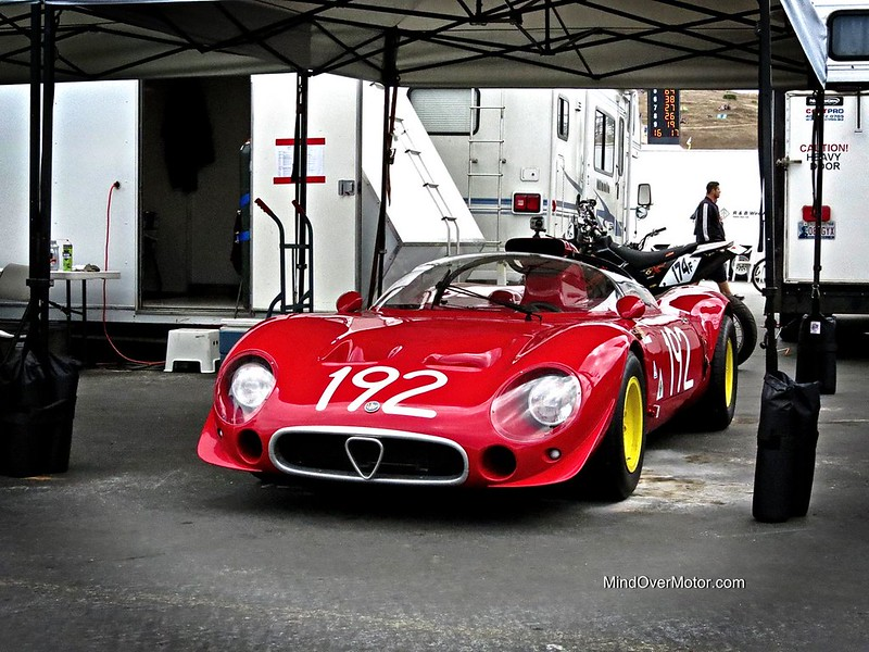 Alfa Romeo Tipo 33/2 Race Car