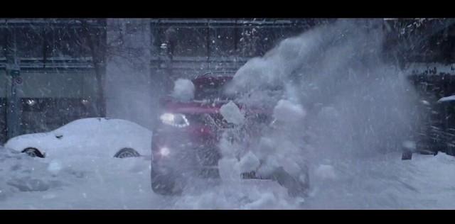 Nissan Snow 4