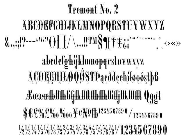 Tremont No. 2