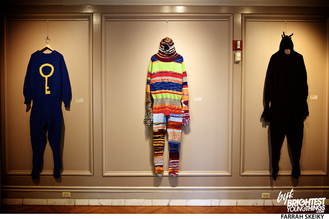 The Art of Comic Books Mansion at Strathmore Brightest Young Things Farrah Skeiky 19