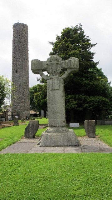 Tower and cross