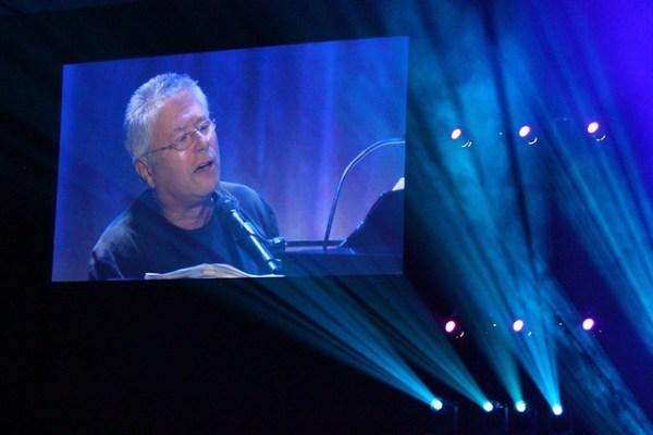 Richard Sherman and Alan Menken Disney Songbook concert at the 2013 D23 Expo