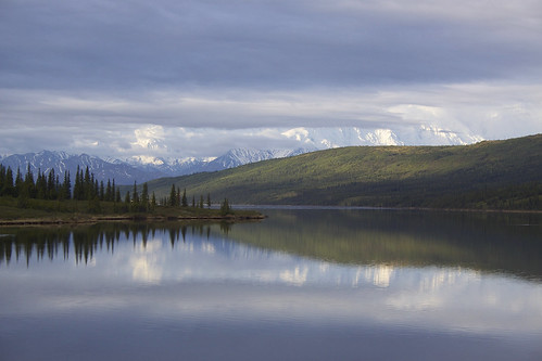 Image: Wonder Lake - Mount McKinley National Park