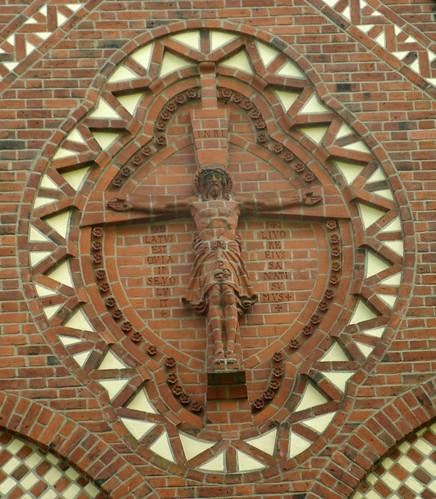Marienkirche in Friedenau - Christus am Kreuz