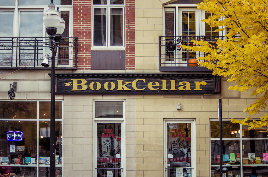 B is for the BookCellar