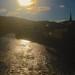 Sun over Taff