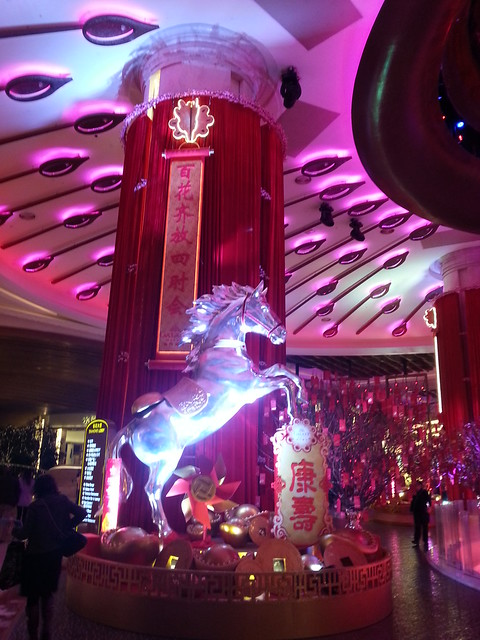 Interior Decoration of Galaxy Macau