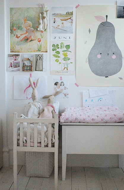 Cutie Pie Nursery Design