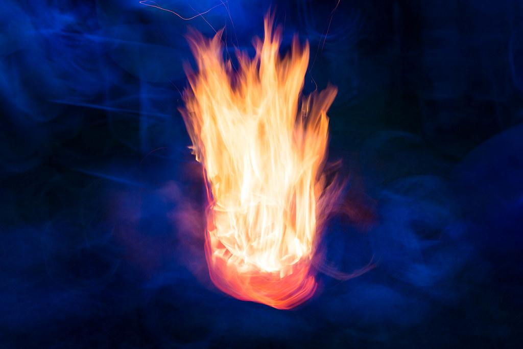 fire burst