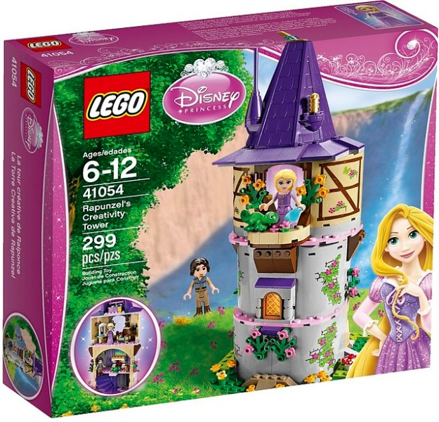 41054 Rapunzel's Creativity Tower