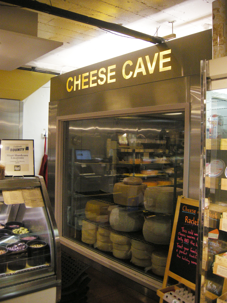 Tony Caputos Market's Cheese Cave - Salt Lake City