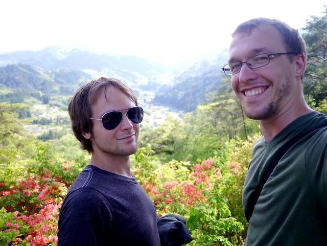 At Tsumago Castle