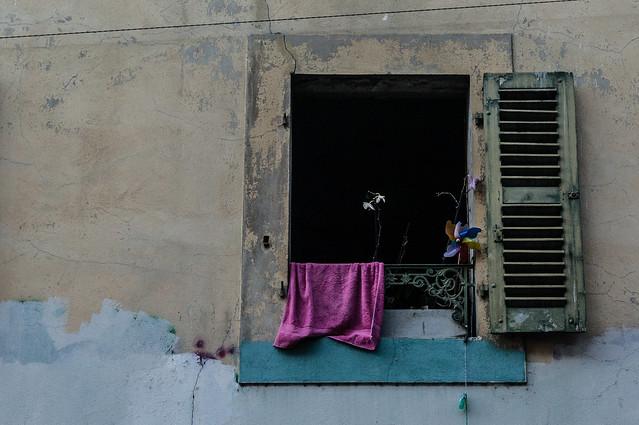Window, Eaux-Vives, Geneva