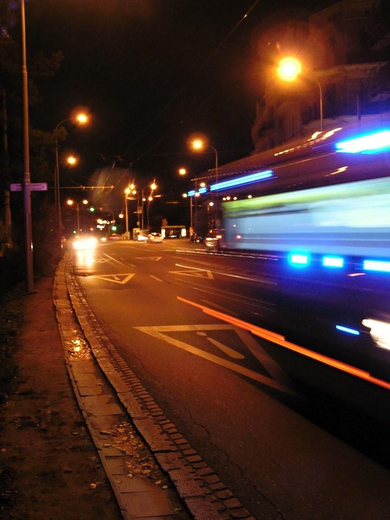 Ambulance Just Passing Me