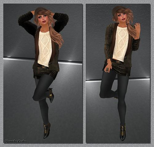 sweet tweed brown (WLTB)