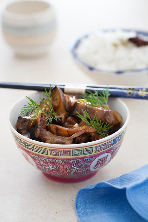 Szechuan Eggplant 1